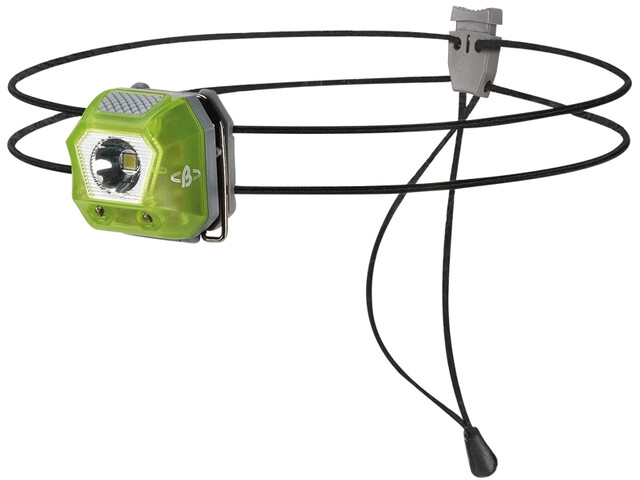 Beal L24 Lampe frontale, green